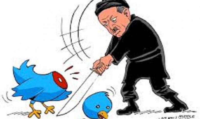 Turquía encabeza la lista de censura en el informe de transparencia de Twitter