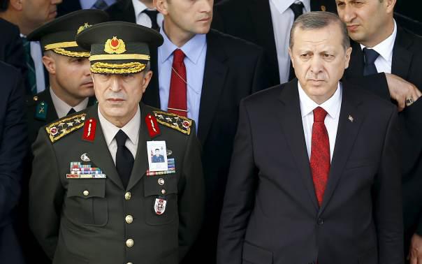 El Golpe de Erdogan en Turquía