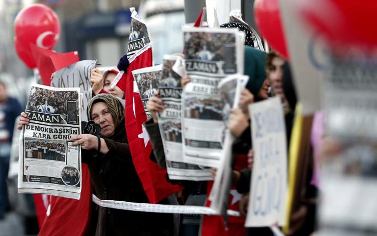 El desprecio de Turquía por el estado de derecho