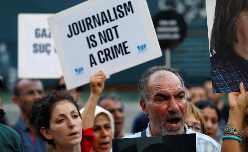Libertad de prensa en Turquía