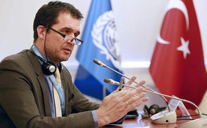 Experto de la ONU Melzer expresa su profunda preocupación por el aumento de las denuncias de tortura en Turquía