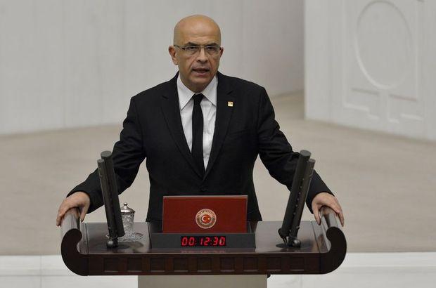 #Turquía: Enis Berberoglu, diputado del CHP, condenado a 5 años y 10 meses de prisión