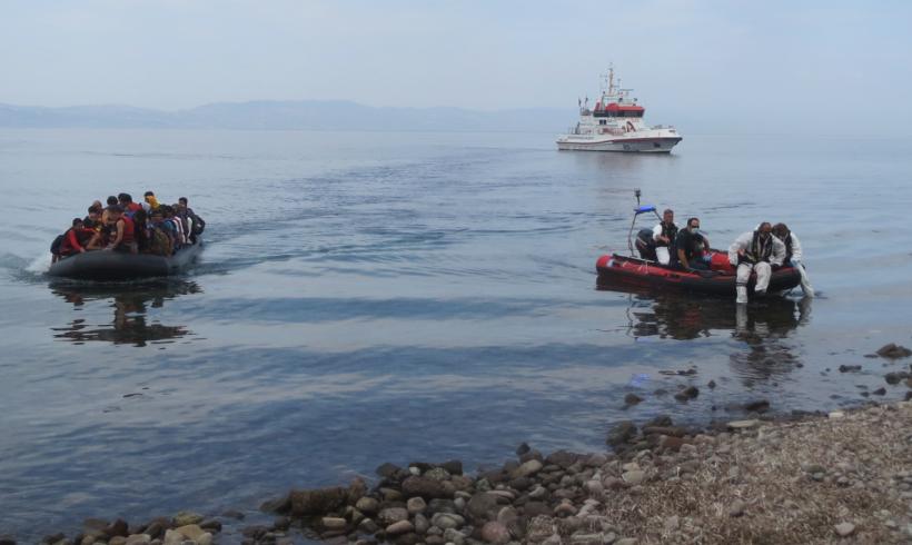 """17 ciudadanos turcos """"escapan"""" de Erdogan y buscan asilo en Grecia"""