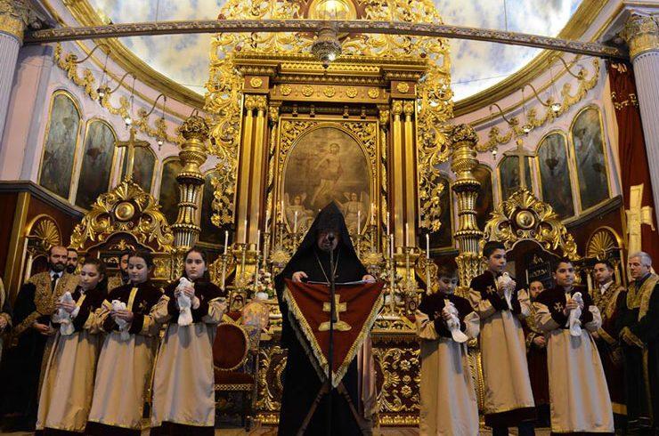 El arzobispo Bekçiyan decide abandonar Turquía por la polémica sobre las elecciones del nuevo Patriarca armenio