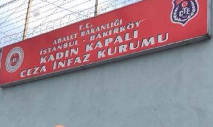 La administración penitenciaria pide a una prisionera kurda que hable en turco