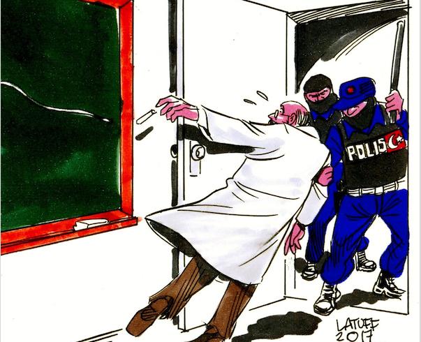El Gobierno turco cancela las licencias de 20.000 maestros debido a los supuestos vínculos con el movimiento Gülen
