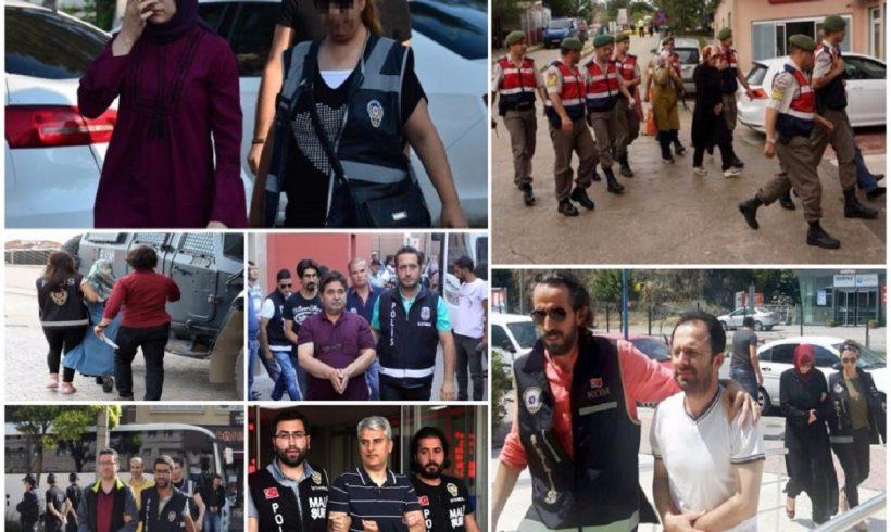 Informe: 402.000 turcos investigados por presuntos vínculos con Gülen desde el julio de 2016