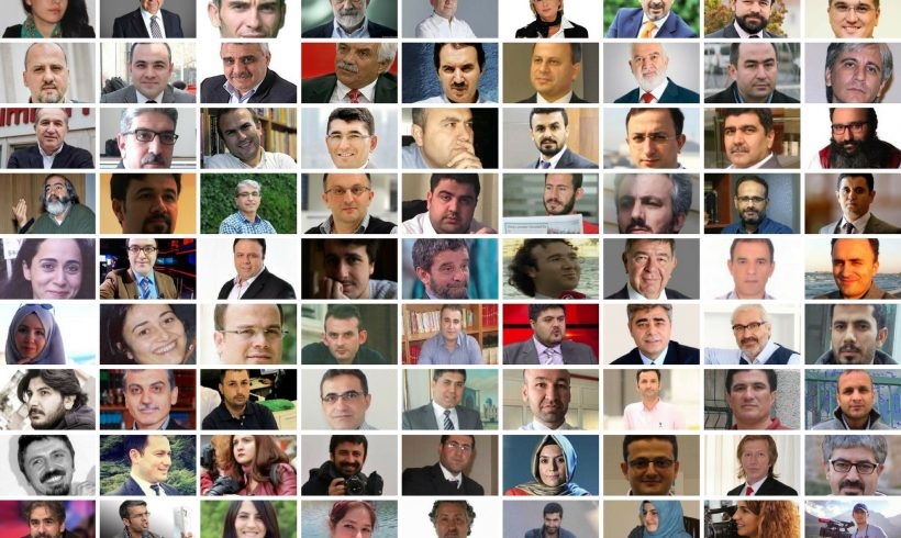 """Turquía y los periodistas """"olvidados"""" de  Zaman en la cárcel"""