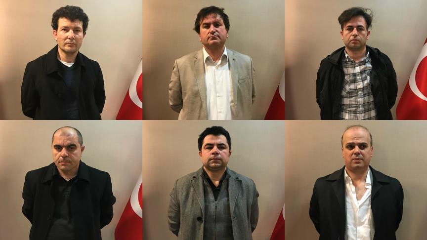 """""""6 ciudadanos turcos fueron deportados ilegalmente a Turquía desde Kosovo por orden de Erdogan"""""""