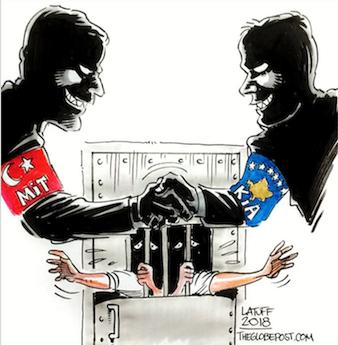 [OPINIÓN] El secuestro de disidentes turcos puede tener como objetivo a los ciudadanos europeos