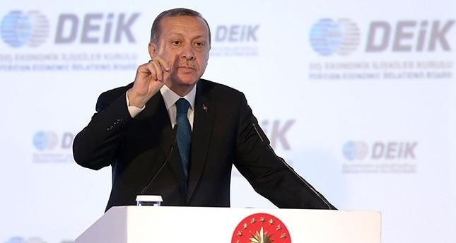 """Erdogan amenaza a los empresarios turcos: """"¡No llevéis vuestro dinero al extranjero!"""""""