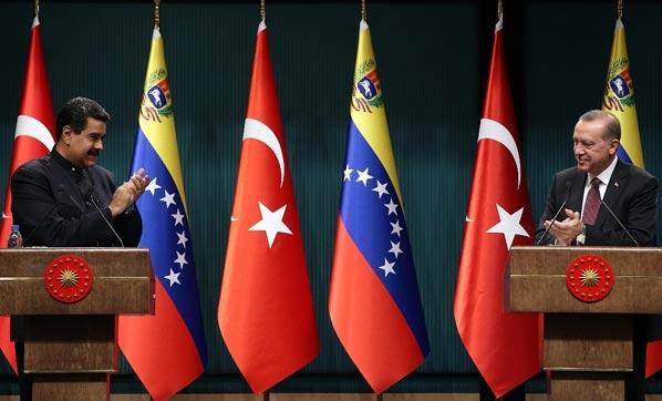 [OPINIÓN] Erdogan encontró su reflejo en el Maduro de Venezuela