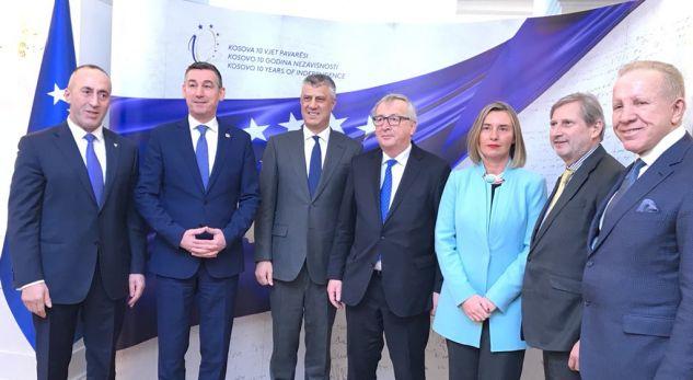 27 eurodiputados critican la deportación ilegal de 6 ciudadanos turcos en Kosovo