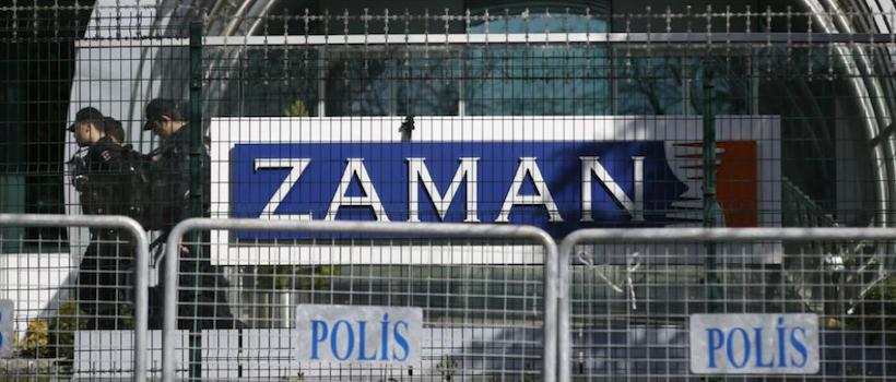 Confirmadas las penas de prisión a 26 periodistas por presuntos vínculos con Gülen