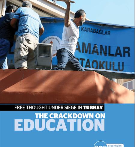La persecución en el sector educativo en Turquía ha afectado a casi 100.000 docentes y académicos