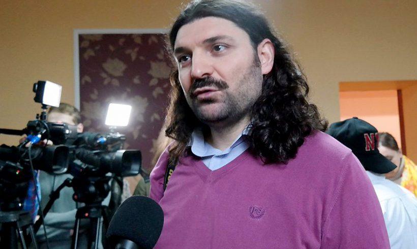 Periodista turco bajo amenaza en Ucrania
