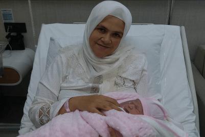Turquía encarcela a otra mujer con su bebé de 25 días