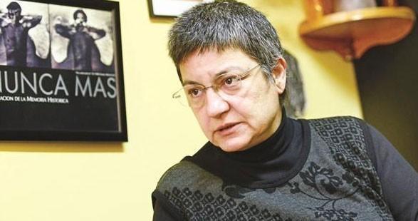 Şebnem Korur Fincanci, activista turca de derechos humanos, condenada a prisión por firmar una petición de paz