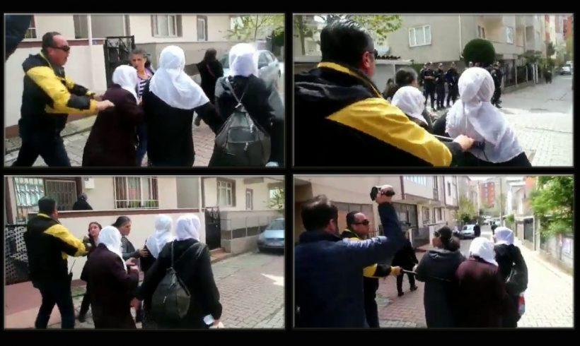 La policía turca expulsa por la fuerza a las madres de los reclusos en huelga de hambre para evitar una sentada