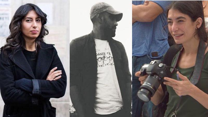 3 periodistas turcos detenidos el sábado en Estambul