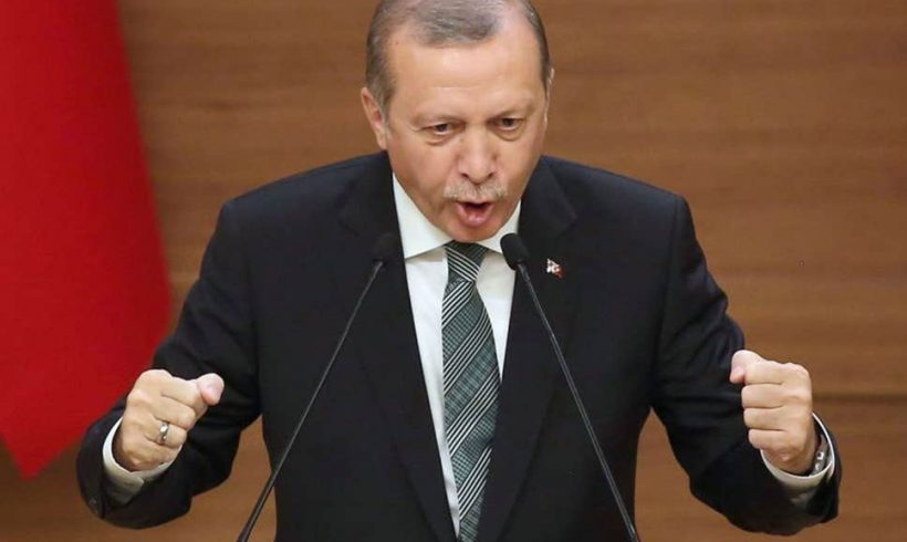 Erdogan: «Turquía tiene derecho a matar a personas en el extranjero que amenazan la seguridad nacional»