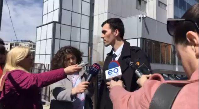El abogado de los 6 ciudadanos turcos detenidos en Kosovo dice que aún no han sido deportados a Turquía