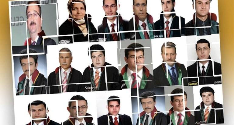 [INFORME] El Gobierno turco ha procesado a 1.539 abogados, detenido a 580 y condenado a 103