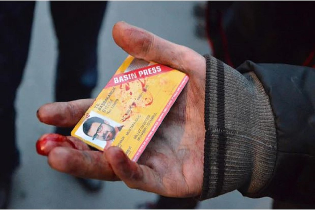 Turquía canceló 3.804 carnés de prensa en 5 años