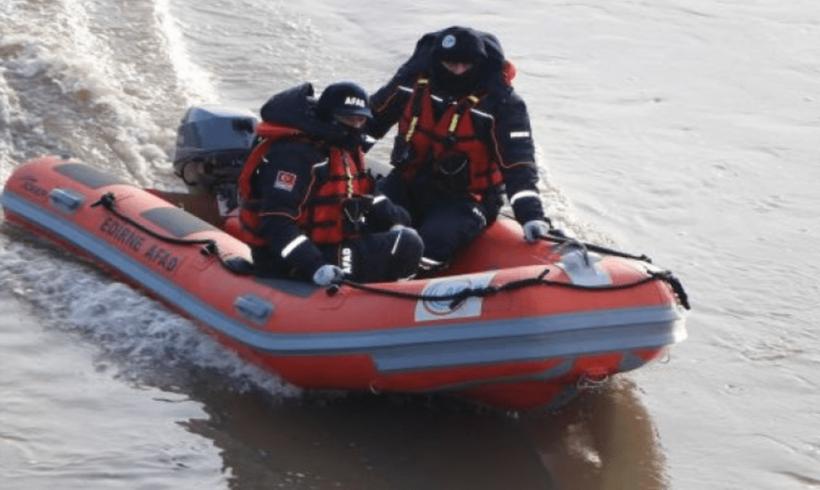 Tragedia en la frontera Grecia-Turquía: Cuatro personas desaparecidas tras el naufragio de un bote en el río Evros