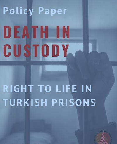 [INFORME] JWF expresa su preocupación por las ejecuciones extrajudiciales de detenidos en las prisiones turcas