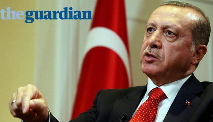 """The Guardian: """"Turquía pide la extradición de un abogado británico de origen turco por hacer propaganda del terrorismo en Twitter"""""""