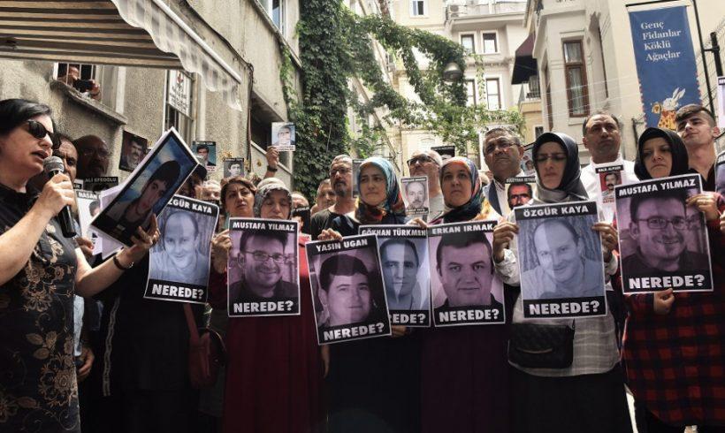Seis cautivos especiales del régimen de Erdogan