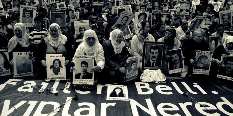 [OPINIÓN] UNA REALIDAD DE TURQUÍA: DESAPARICIONES FORZADAS