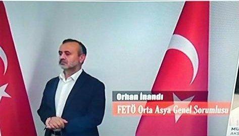 #ÚLTIMA HORA: Erdogan confirma el secuestro del ciudadano turco-kirguís Orhan İnandı por la Inteligencia turca desde Kirguistán